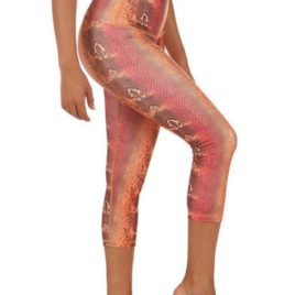 Aerial Capri High Waisted Desert-Snake-Mika-Yoga-Capris-Legging-Capri-Mika-Pole-Yoga-Wear-Fitness-Dance (1)