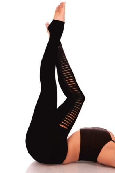 Celeste Legging Black Yoga Wear Dancewear Mika Pole Wear Spain