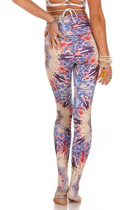 leggings yoga pants. Kaya_Legging_High_Waisted_Prints_Sunburst_Mika_Poledance_Yoga_Wear_Spain_Fitness_Dance (2)