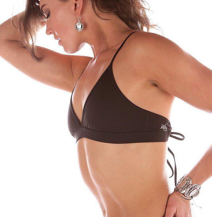 lila sport top fitness