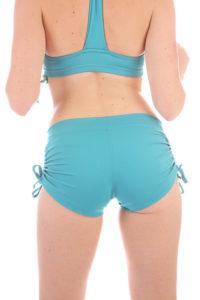Lucía-Menorca-Mika-Pole-Yoga-Wear-Fitness. Short pole.