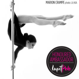 Lupitpole Classic G2 Inox Stainless Steel Lupit Pole
