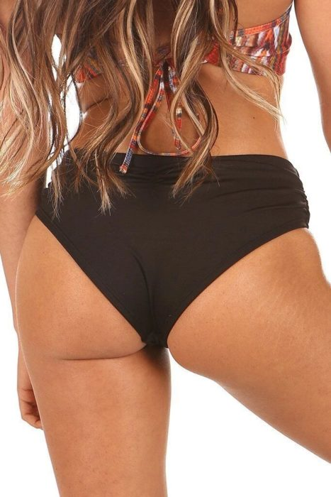 Mikini Bottom Bikini Sport Short DeportivoTrajes de Baño Swimsuit Swimwear Beach Clothing Mika Pole Wear Spain
