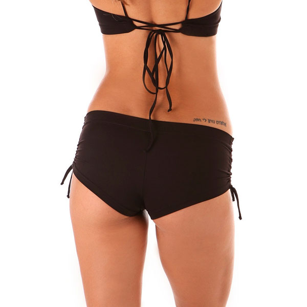Mikaela Short Sparkles Sand. Sparkles collection. short spartkle yoga short pole short bikam yoga short pole dance short Mika Pole Wear Spain